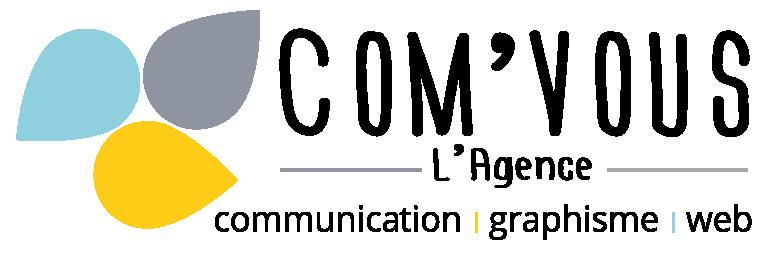 Logo Agence Com'Vous