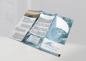 Dépliant Oceanoform
