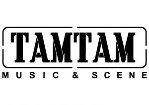 Logo Tamtam Music & Scene